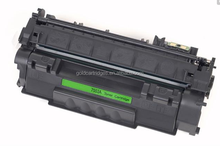 Genuine original toner Black Toner Cartridge for HP 53A Q7553A