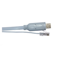 USB TO rs 232 RJ45 control cable USB CONSOLE line Router cable line