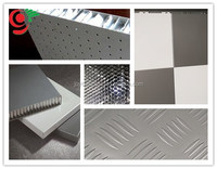 Manufacturers prices aluminum composite panel for building