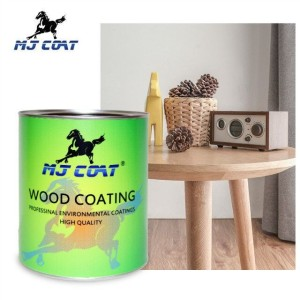Dark Prunosus wood coating (lacquer series with special effects) -furniture paint 1K Metallic Silver Colors