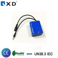 KXD lithium-ion 11.1v dc 4800mah 11.1v li-ion battery pack