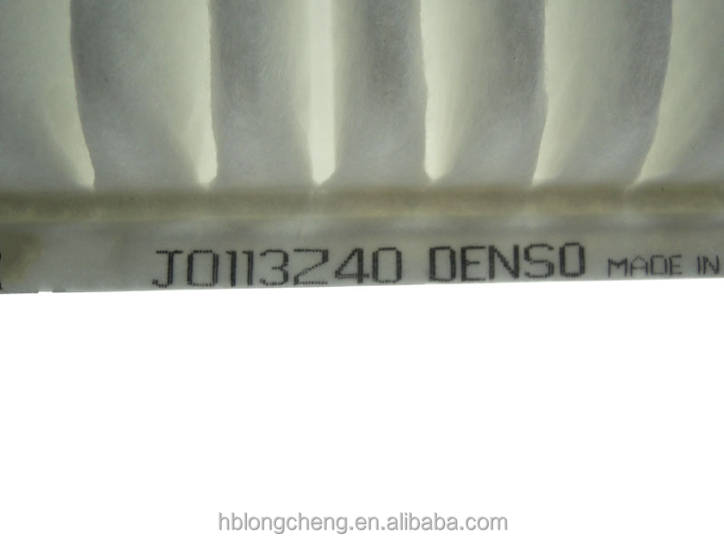 AUTO spare parts filters factory ZJ01-13-Z40