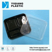 factory price lightweight plastic take away food container