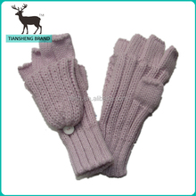 beautiful winter gloves ladies pink winter gloves you can write with
