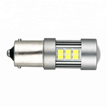 Factory Wholesale 80W 1157 Led Car Bulb 1156 27 Smd 2835 Tail Rear Turn Signal Light