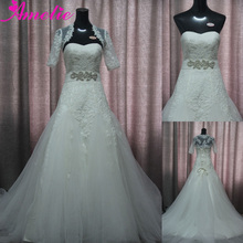 Real 2013 Mermaid Lace Appliques Wedding Dress Patterns