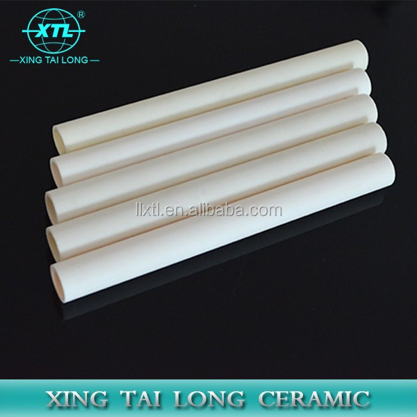 99 vacuum alumina ceramic thermocouple tube
