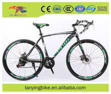 Wholesale price road bike with double disc brake /Colorful fixed gear bike /bike fixed gear