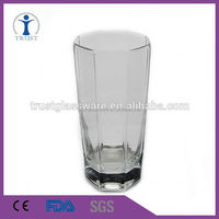 Trust wholesale custom Glassware manufacturer clear white led whisky glass cup Machine made