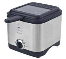 2017 electric deep fryer for household