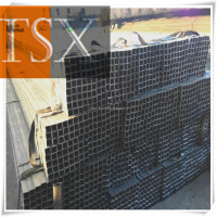Tianjin manufacturer TSX-GP 14046 gi pipe, square tube iron fence, square steel tube price per kg