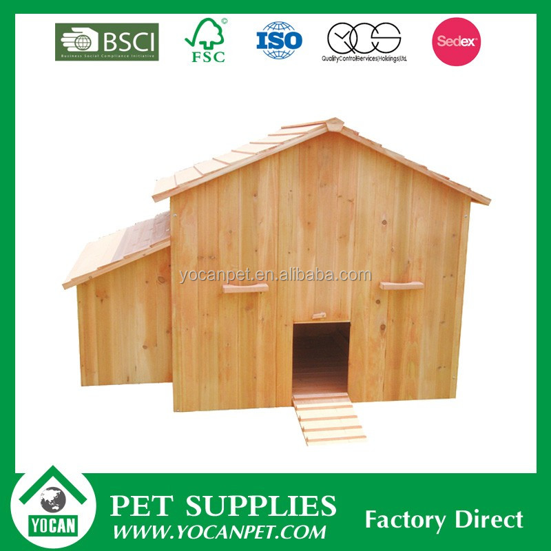 wooden Trade Assurance folding chicken cage