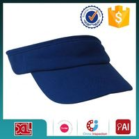 Professional Factory Supply OEM Quality blank sun visor cap with good offer