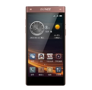 Gionee W909 red color mobile phone rotatable cell phone rotate screen mobile phone