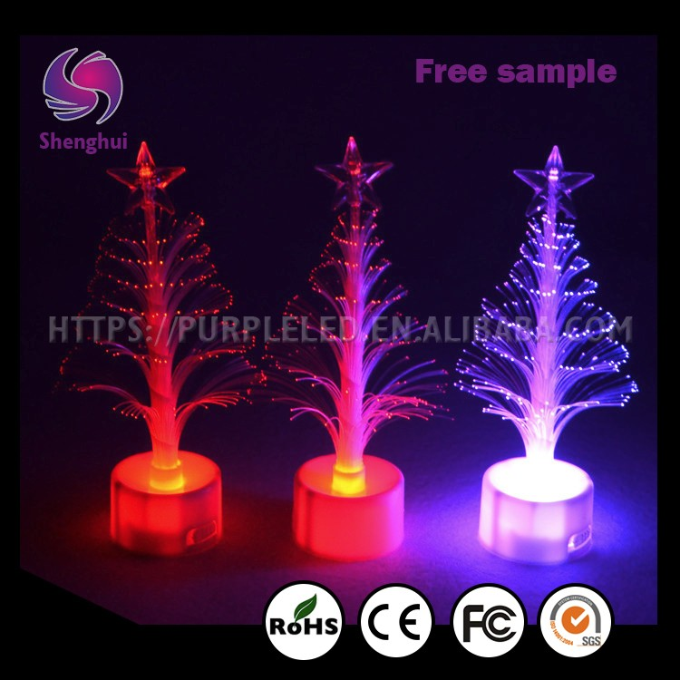 ShengHui Best Price Superior Quality Led Acrylic Christmas Tree