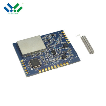 2018 Hot Sale 1200Bps-200Kbps Data Rate CC1120 433Mhz Engine Interface Module
