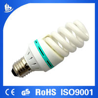 CE GS RHOS approved full spiral 15w cfl