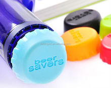Wholesale Promotional Gift Soft Bottles Stopper Reusable Healthy Wine Silicone Cork