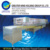 Greater Wind water transfer printing Hydrographics washing machine tunnel conveyor washing line
