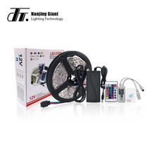 Wifi 5m kit water proof led strip light flexible 5050 <strong>rgb</strong>