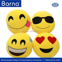 Adults Age Group and Travel/Decorative/Sleeping/Camping/Hotel/Airplane/Neck sleep Use emoji pillow