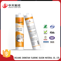 Cheap Price 300ml 500ml 310ml 280ml Silicone Sealant Waterproof Sanitary Silcone Sealant