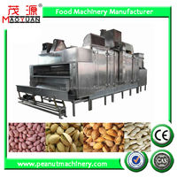 continuous broad bean roasting machine/ROASTER