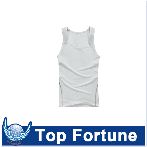 woman mens fashion stringer tank top