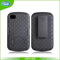 Hot Products mobile phone shell holster belt clip case for blackberry q10