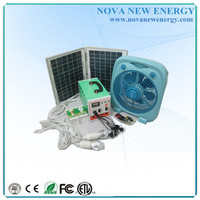 solar pv system For Home Use With Solar lamp ,Cell Phone Charger(CE Certificate)