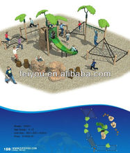 2013FY15901 Forest Series Factory Price training playground Outdoor Playground Equipment