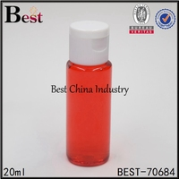 20 ml plastic bottle cheap cosmetic colored contacts