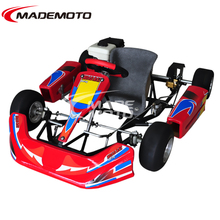 Wholesale with fun cheap go kart with racing chassis for sale