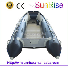 4 Person PVC Inflatable Rowing Boat