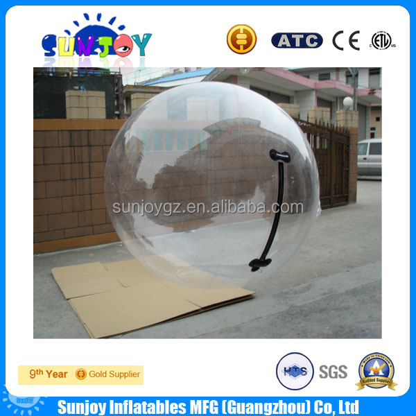 2017 Water Games PVC bouncing ball for sale