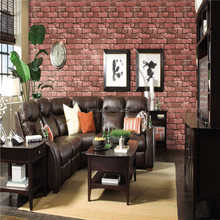 2015 faux brick Non-Woven wallpaper international