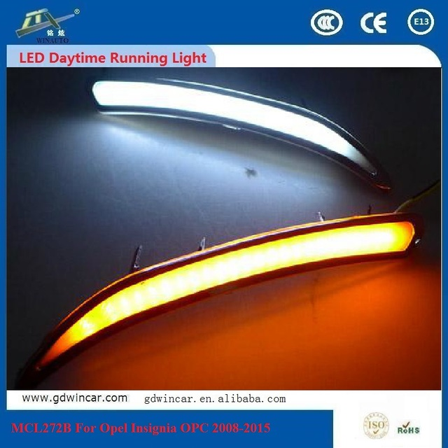 9005 9006 6w Car Led Fog Auto Led Light Bulb For Opel Insignia Opc 2008 - 2015