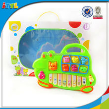 cartoon organ baby musical toys plastic music toy