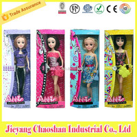 Popular Selling Beautiful 11.5 Inch Wholesale Fashion Doll