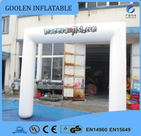 Inflatable advertising arch customized , Cheapt advertising Inflatable customized, inflatable arch