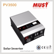 hot sale LCD display pure sine wave 48V 10KVA 12KVA 15KVA PV solar inverter with huge charge current 120A MAX