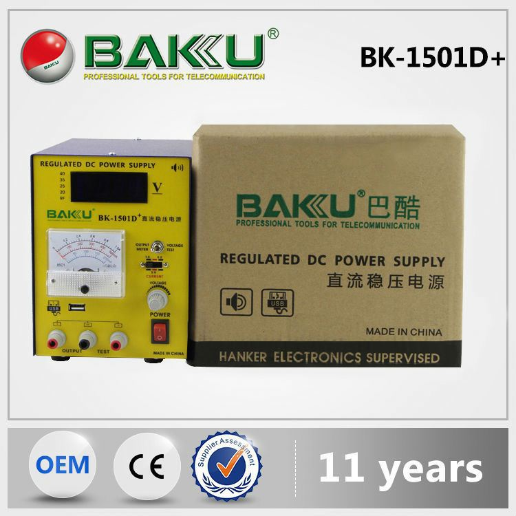 Baku Newest Excellent Quality Good Prices High Conversion Rate Power Supply 15V 800Ma