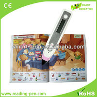 Electronic Reading Pen for Children Studying Books Talking Book