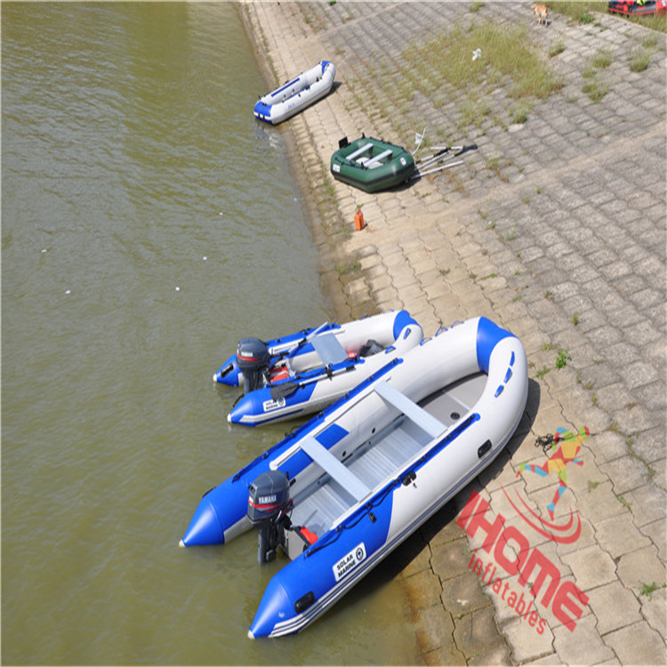 Good price of plastic rowing boat with good
