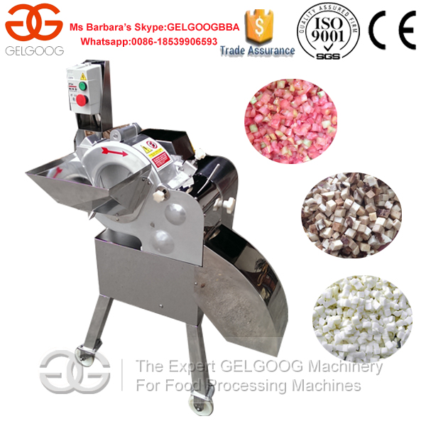 Electric Vegetable Dicer Machine/Potato Dicer Machine/Carrot Chopper Dicer