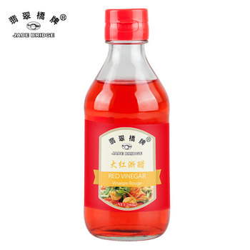 Chinese Traditional Brewing Recipe Red Rice Vinegar