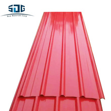 Hot Sale In Africa Coated Metal Roof Tile/Aluminum Roofing Sheet