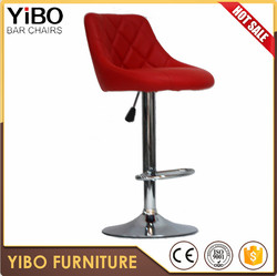China factory direct supply commercial comfortable best quality rechargeable led bar chair/led sofa well designed pu swivel