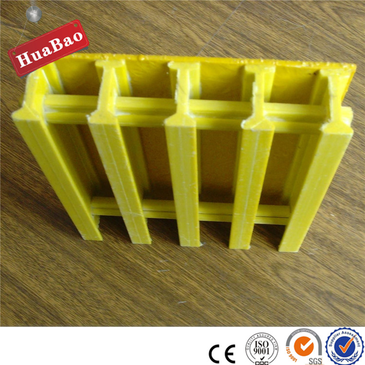 FRP Molded Grating for platform/walkway/bridge plate/car wash made in China