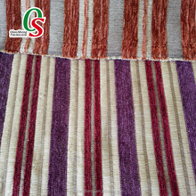 Factory supply high-top chenille jacquard sofa cloth,decorative fabric for table and chair